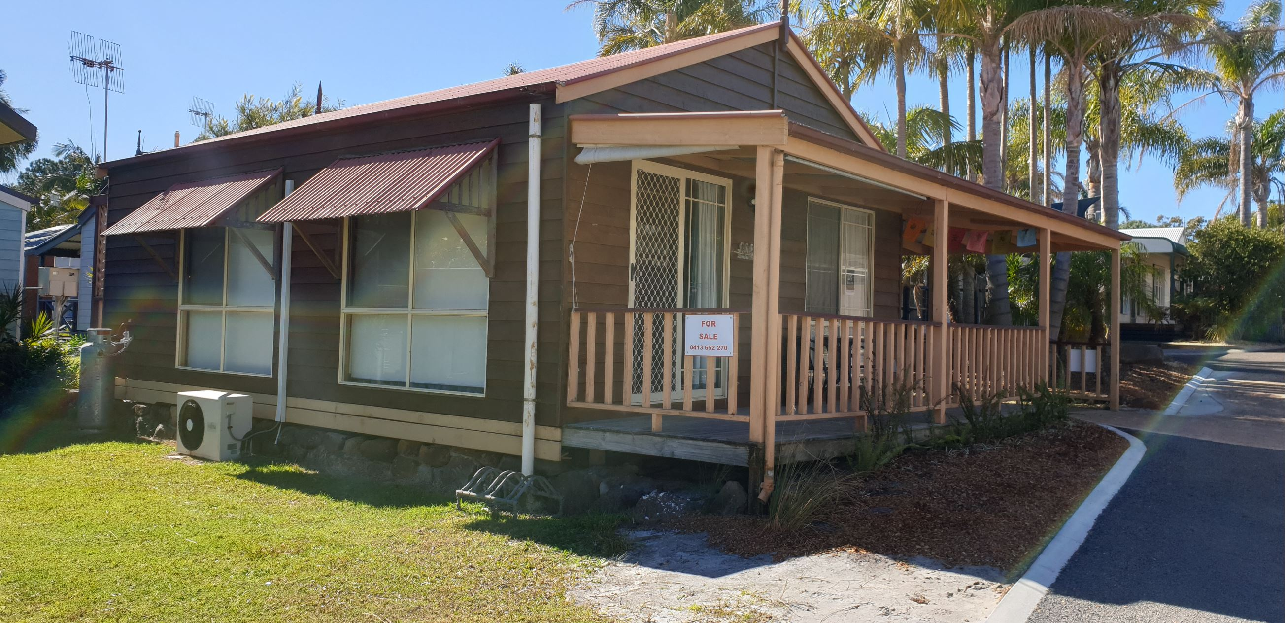 Site 142 Holiday Cabin For Sale