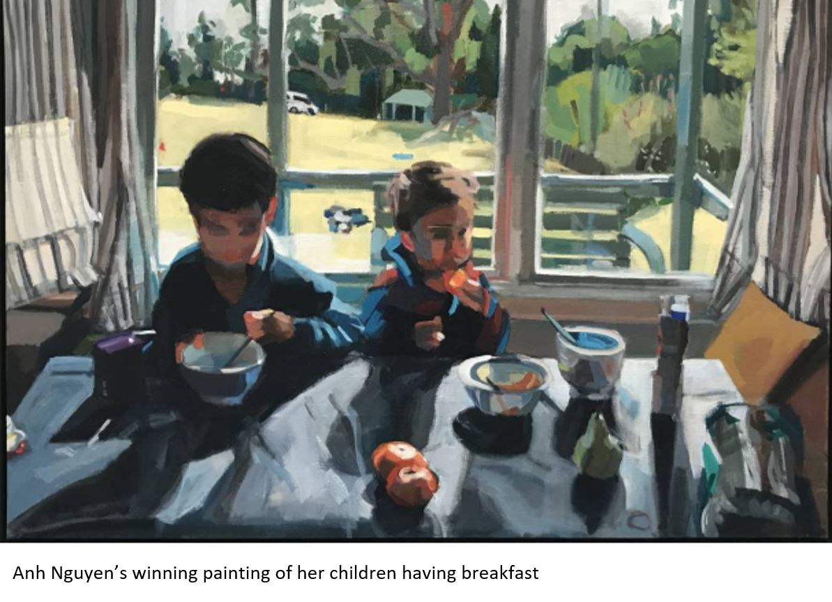 Basil Sellers Art Prize Exhibition Moruya – Winners Announced!