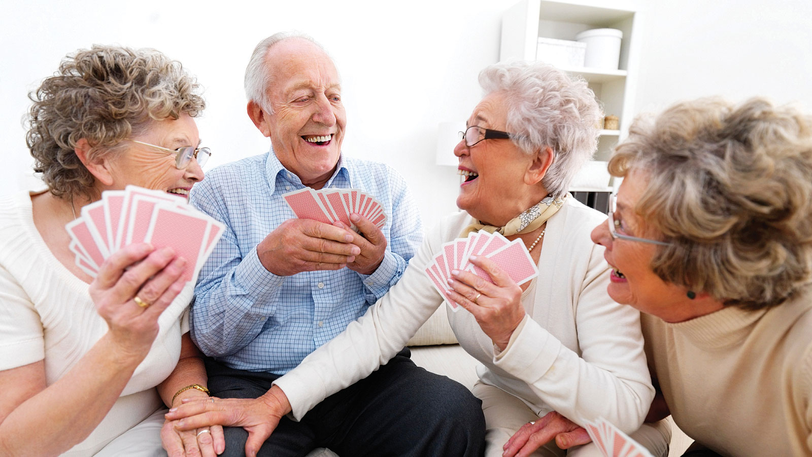 Five great social activities for over 55s at Federation Village
