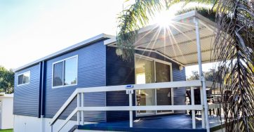 Cabin 6 – Gorgeous Holiday Home!