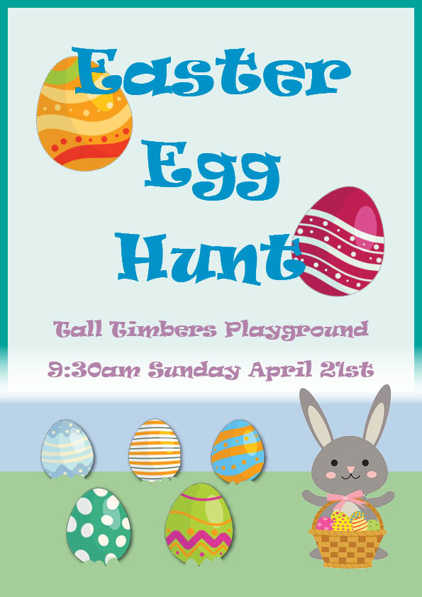 Easter Activities at Tall Timbers and Coastal Palms!