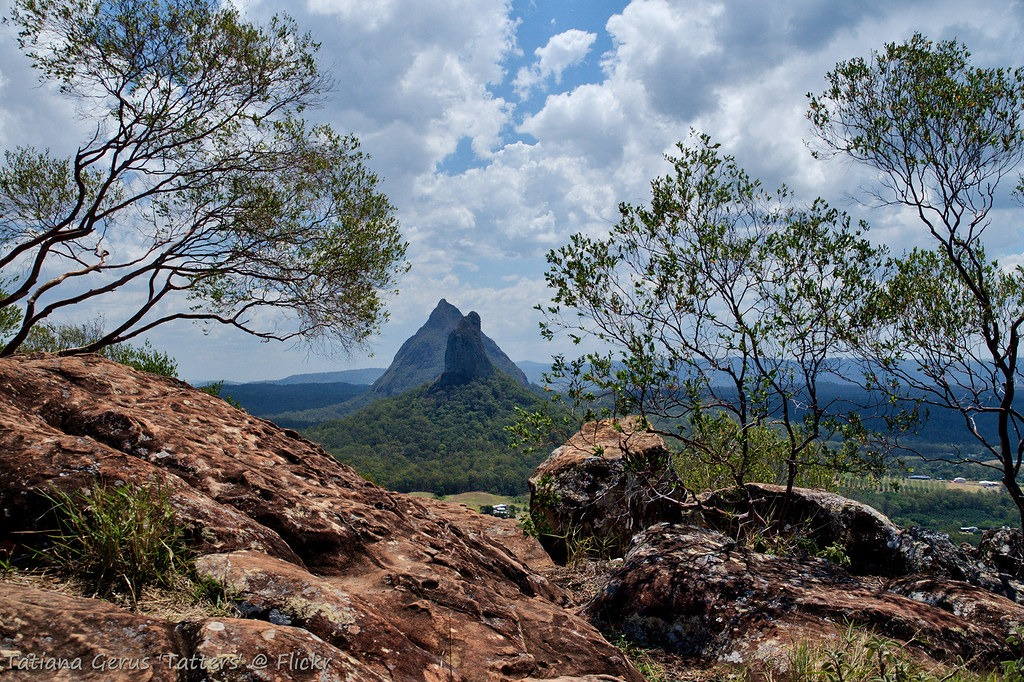 Glasshouse Mountains National Park