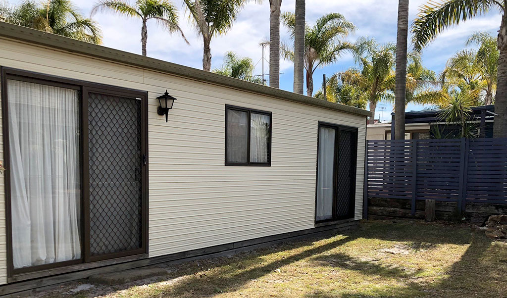 Site 119 Holiday Cabin For Sale