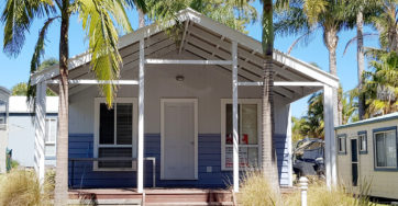 Site 159 Holiday Cabin For Sale