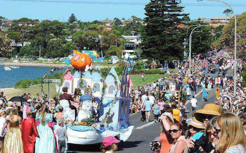 Ulladulla Blessing of the Fleet