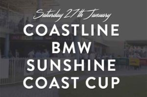 GIDDY-UP ... SUNSHINE COAST CUP DAY!