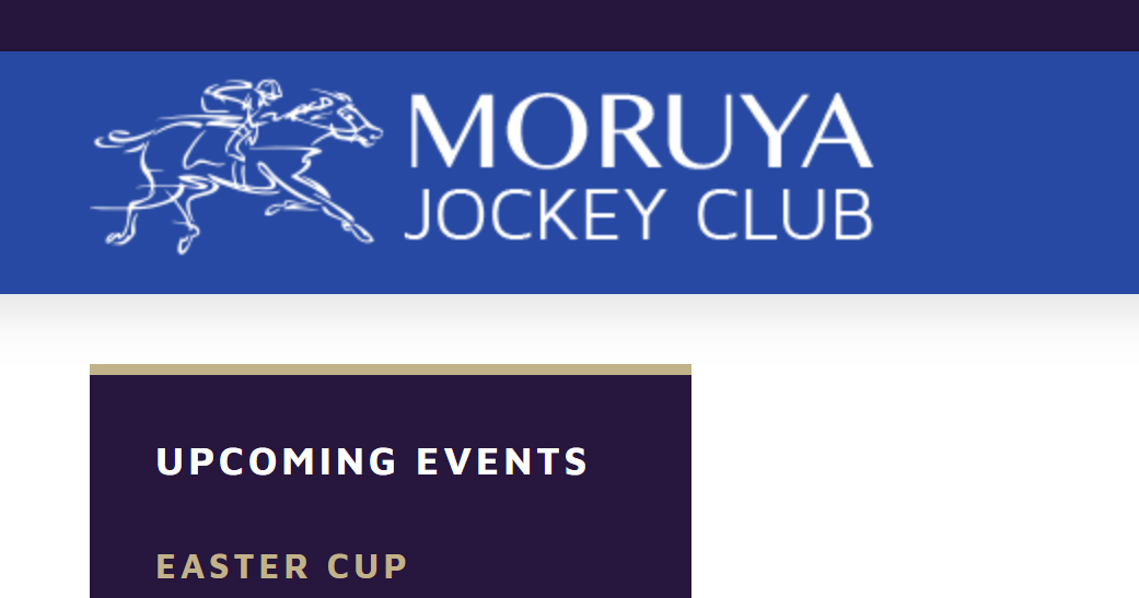 THE EASTER CUP – MORUYA RACE DAY!
