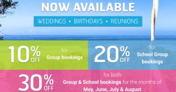 GROUPS DISCOUNT Holiday Special
