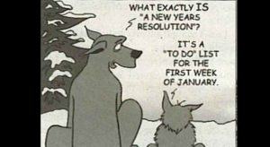Health check your New Years Resolutions!