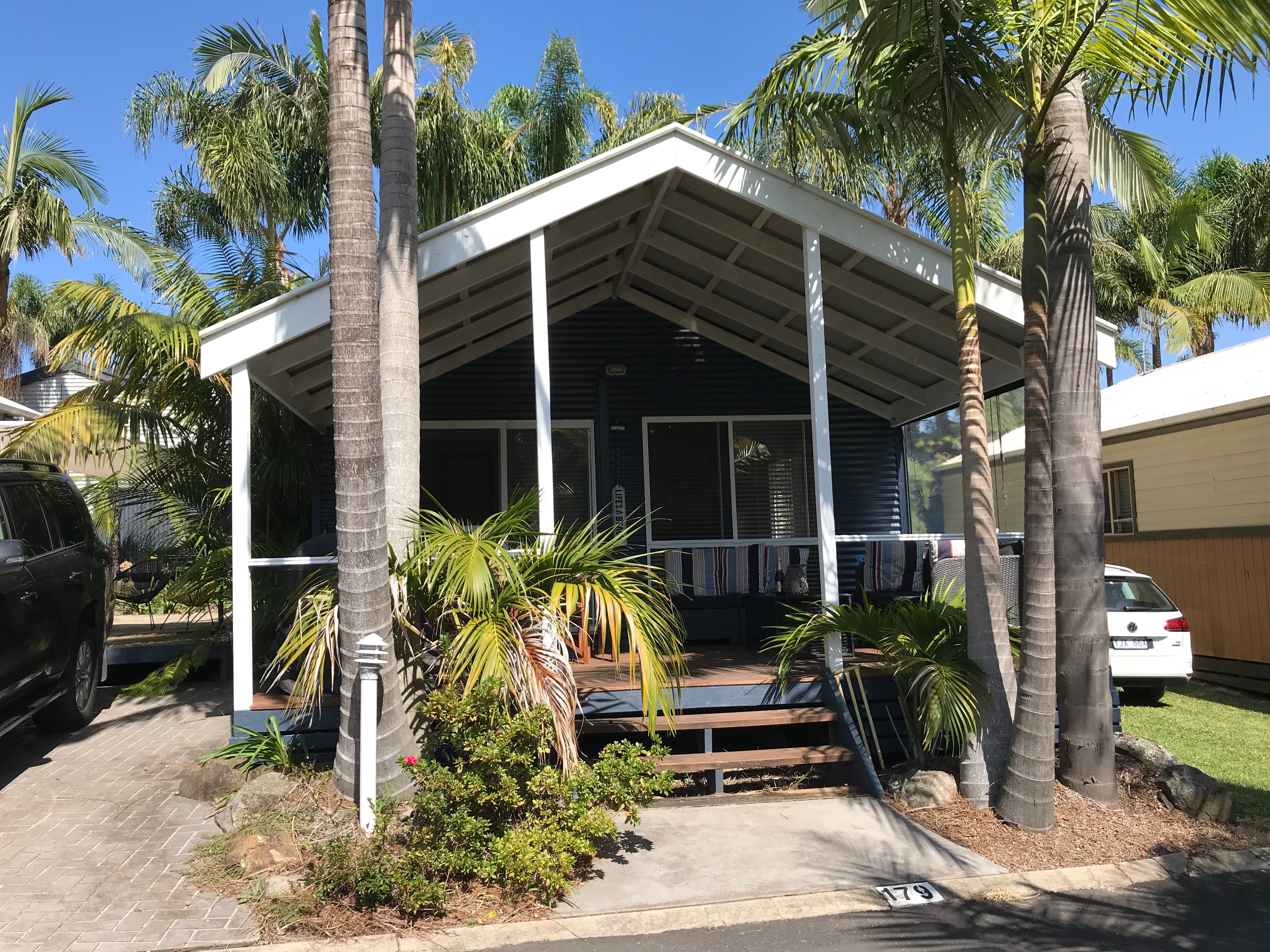 Site 179 Holiday Cabin For Sale
